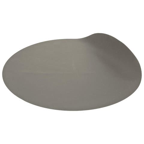 "Prep Solutions by Progressive PS-41GYDP 12"" No Mess Microwave Mat, Gray"