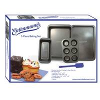 Entenmann's 5 Piece Bakeware Set