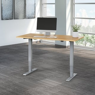 Link to Move 40 60W x 30D Adjustable Standing Desk by Bush Business Furniture Similar Items in Computer Desks