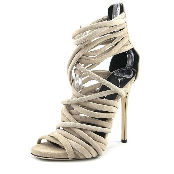 Giuseppe Zanotti Aline Women Taupe Sandals