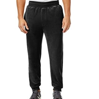 Sean John NEW Deep Black Mens Size 3XL Pull-On Velour Track Pants|https://ak1.ostkcdn.com/images/products/is/images/direct/1ed2dd77105afa67afde25fa669cff277437a808/Sean-John-NEW-Deep-Black-Mens-Size-3XL-Pull-On-Velour-Track-Pants.jpg?impolicy=medium