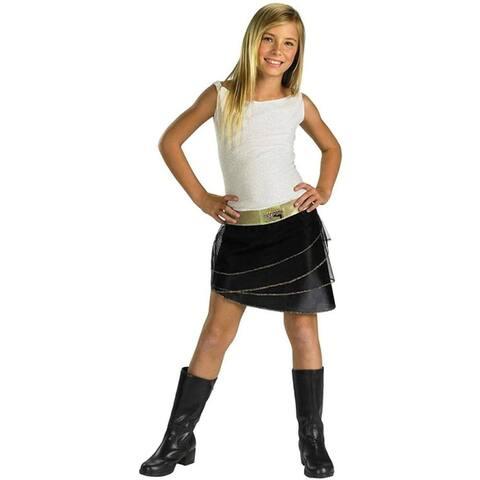 Hannah Montana Child Costume - Black