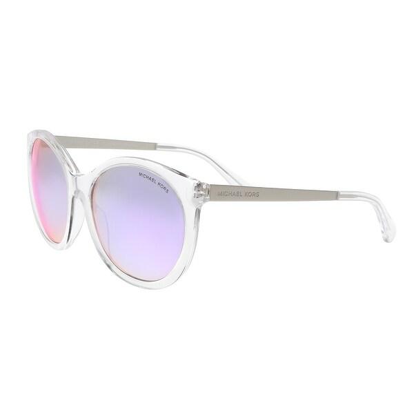 65f606c630 Michael Kors MK2034 32014V ISLAND TROPICS Crystal Round Sunglasses - 55 -18-140
