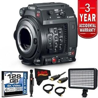 Canon EOS C200 EF Cinema Camera Body Only Intl Version
