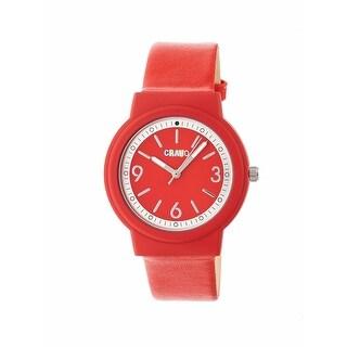 Crayo Vivid Unisex Quartz Watch