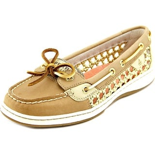 Sperry Top Sider Angelfish Moc Toe Leather Boat Shoe