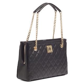 Moschino JC4114 0000 Black Satchel/Shoulder Bag