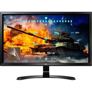 "Refurbished - LG 27UD58-B 27"" 4K 3840x2160 UHD IPS LED Monitor 5ms 60Hz HDMI and DisplayPort"