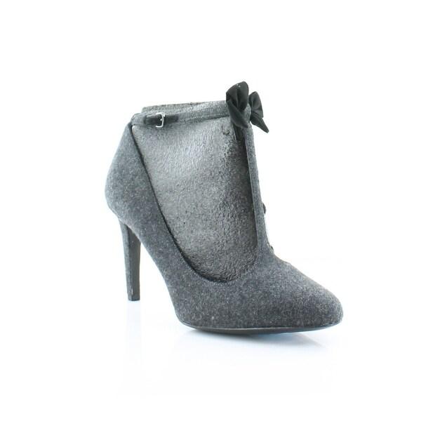 Nine West Hollison Women's Heels Dk Grey