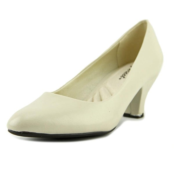 Easy Street Fabulous Women Bone Pumps