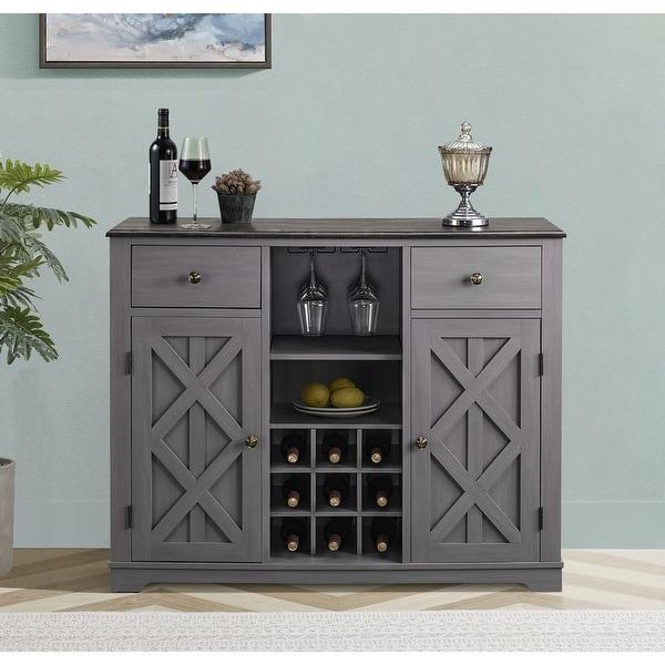 Wine Bar Cabinet. Opens flyout.