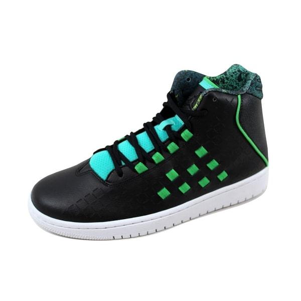 best cheap 21143 d4261 Nike Air Jordan Illusion Black Black-Retro-Light Green Spark 705141-006