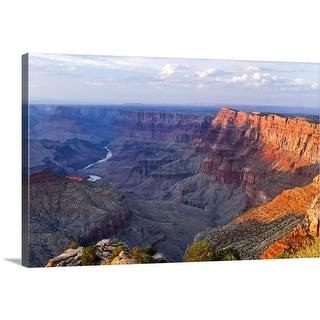 """Grand Canyon National Park, Arizona."" Canvas Wall Art"