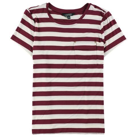 Ralph Lauren Womens Fazolini Basic T-Shirt