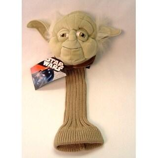 Star Wars Golf Club Cover Yoda