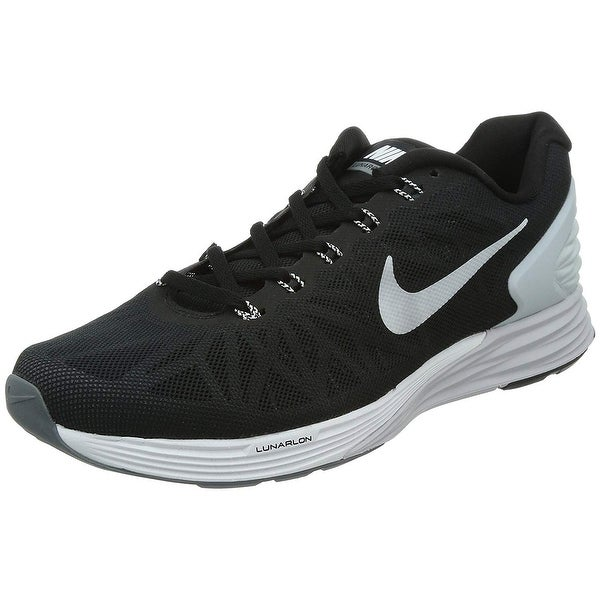promo code 791a7 d3758 Nike Mens nike lunarglide 6 mens running Low Top Lace Up Trail Running  Shoes - 11