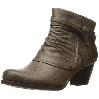 Bare Traps Womens RHAPSODY Closed Toe Ankle Fashion Boots Fashion Boots