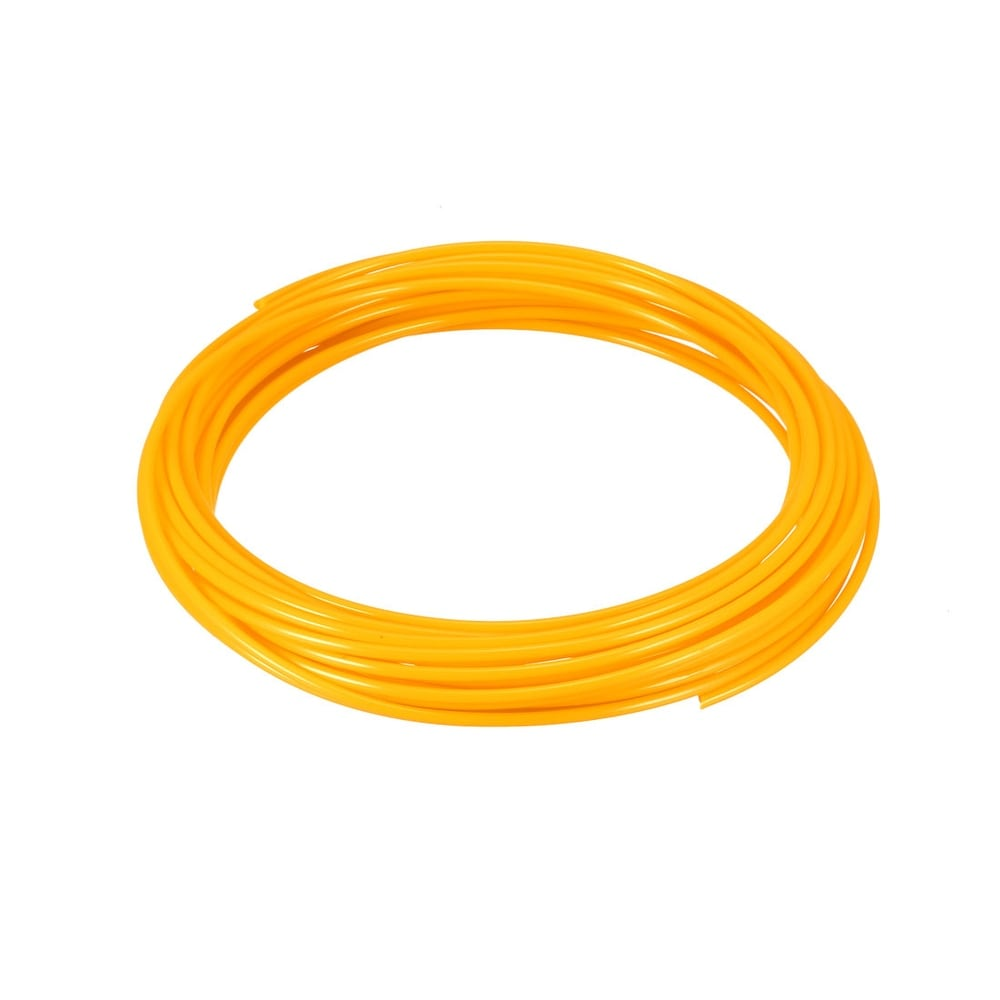 5 Meter/16 Ft PLA 3D Pen/3D Printer Filament, 1.75 mm Orange -  Unique Bargains