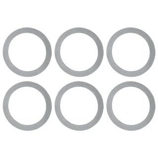 Blendin 6 Pack Blender Blade Sealing Ring Gasket, Fits Oster