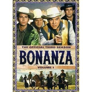 Bonanza - Bonanza: Vol. 1-Season 3 [DVD]