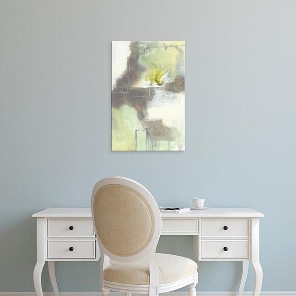 Easy Art Prints Jennifer Goldberger's 'Pastel Steppe II' Premium Canvas Art