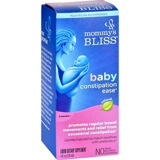 Mommys Bliss Constipation Ease - Baby - 4 oz