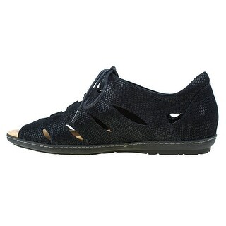 Earth Womens Plover Leather Open Toe Casual Strappy Sandals