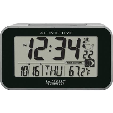 Lacrosse 617-1270 atomic multi-function lcd alarm