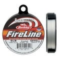 FireLine Braided Beading Thread, 6lb Test and 0.006 Thick, 50 Yards, Crystal Clear - Thumbnail 0