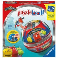 Ravensburger Chuggington Traintastic Crew 24 Piece Puzzleball
