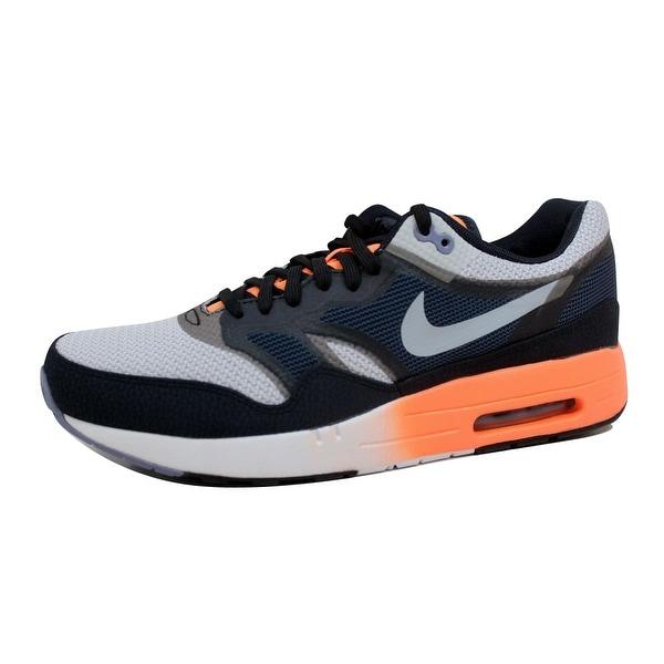 Nike Men's Air Max 1 C2.0 White/Wolf Grey-Obsidian-Dark Obsidian 631738-104