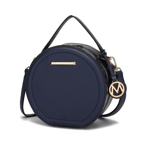 MKF Collection Mallory Cross-body by Mia k.
