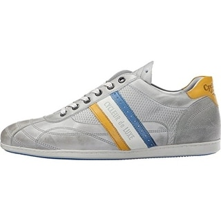 Cycleur de Luxe Mens Wels Leather Cycling Fashion Sneakers - 10 medium (d)