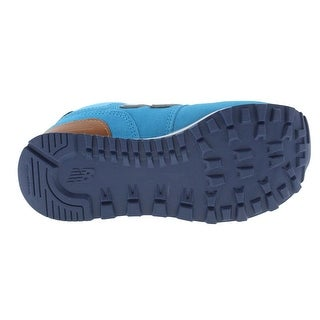 New Balance Girls Colorblock Running Shoes - 4