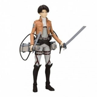 Attack on Titan Levi Figure, More Toys by McFarland Toys