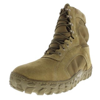 Rocky Mens Work Boots Insulated Lace Up