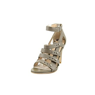 French Connection Nolinda Open Toe Leather Sandals