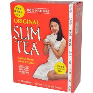Hobe Laboratories Slim Tea Original 24 Bag