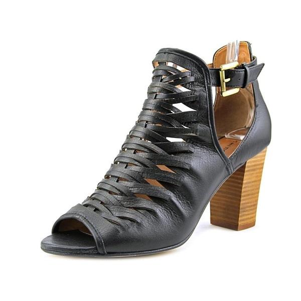Chinese Laundry Tatiana Women Open Toe Leather Sandals