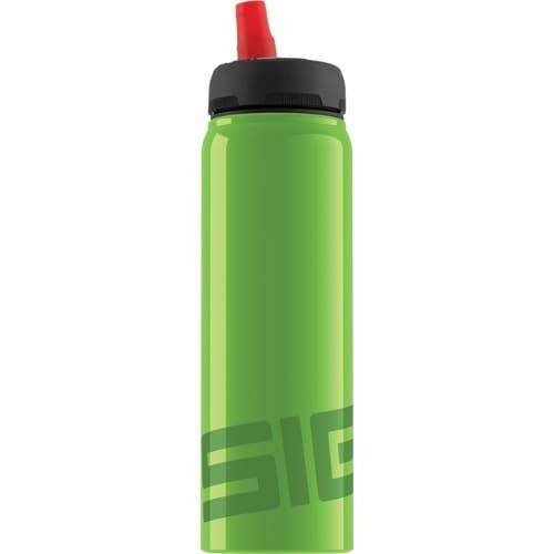 Sigg Water Bottle - Active Top - Green - .75 Liter Water Bottles