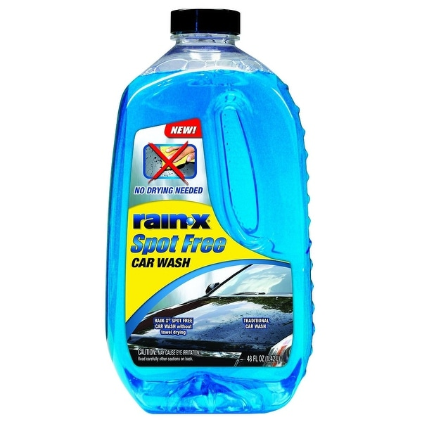 Rain-X 620034 Spot Free Car Wash, 48 Oz