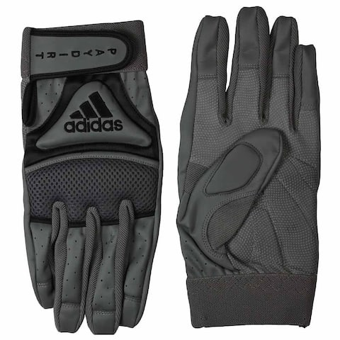 Adidas Mens Paydirt Elite Lineman Football Athletic Gloves