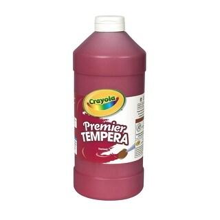 Crayola Premier Liquid Tempera Paint, 1 Pint, Magenta