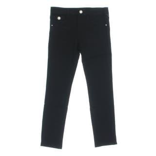 Vigoss Girls Ponte Skinny Pants - 4