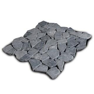 Miseno MT-R3RGY Seamless Mosaic Natural Stone Tile (9.68 SF / Carton)