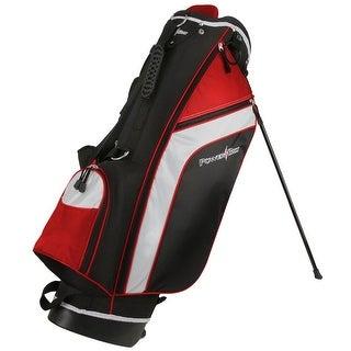 Powerbilt Santa Rosa Black/Red Stand Golf Bag