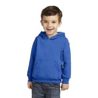 CAR78TH Toddler Pullover Hooded Sweatshirt, Royal Blue - 3