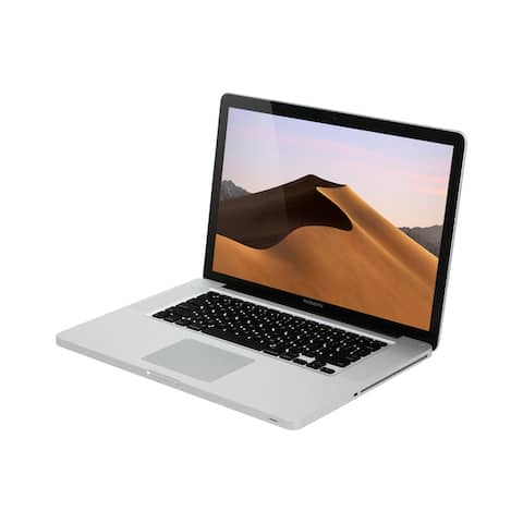 "Grade C Refurbished - 15"" Apple MacBook Pro 2.3GHz Quad Core i7"