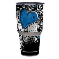 DecalGirl Y30-YOURHEART Yeti Rambler 30 oz Tumbler Skin - Your Heart