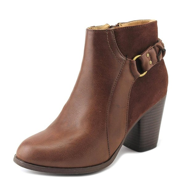 New Directions Berta Dk Brown Boots